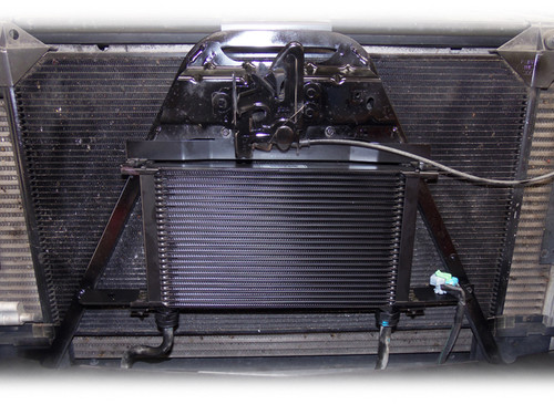 Performance Allison Transmission Cooler (2001 to 2003) (124060000)