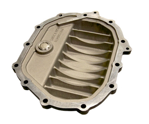 PPE Front Aluminum Differential Cover (2011 to present ) (BLACK) (138041020)
