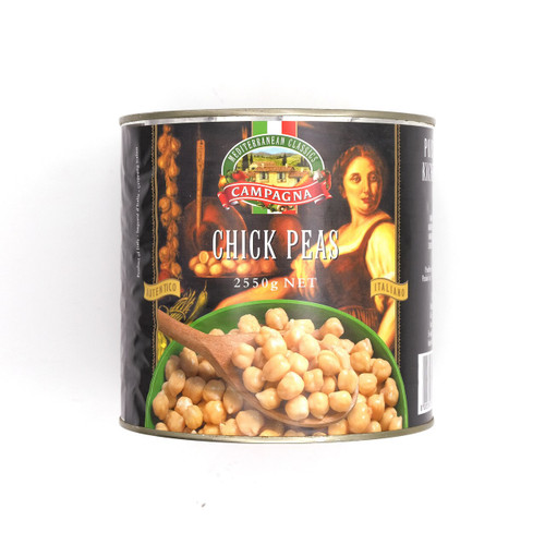 CAMPAGNA Chick Beans 意大利雞心豆 ~2.55kg  / tin