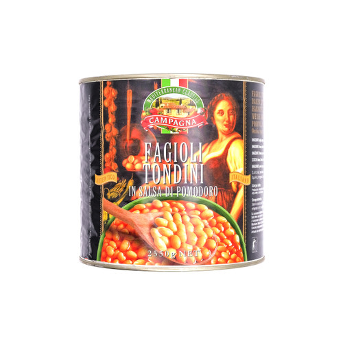 CAMPAGNA Tomato Sauce Baked Beans 意大利茄汁焗豆 2.55kg