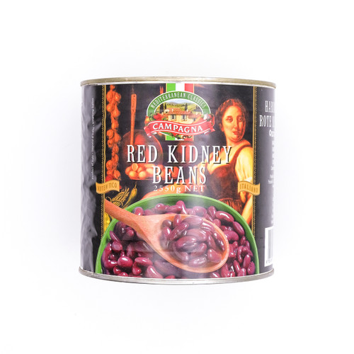 CAMPAGNA Red Kidney Beans 意大利紅腰豆 2.55kg