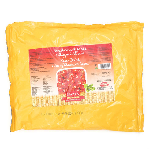 MAZZA Italian Semi-dried Tomato in Oil 意大利油浸半乾蕃茄 1.85g