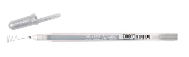 GELLY ROLL METALLIC SILVER