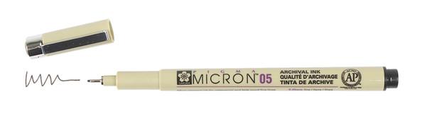 MICRON 05 PEN 0.45MM - BLACK