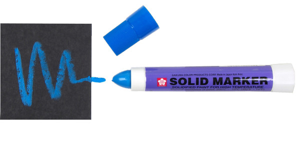 BLUE SOLID PAINT MARKER SAKURA XSC-36