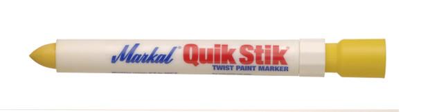 Yellow paint marker Quik Stik