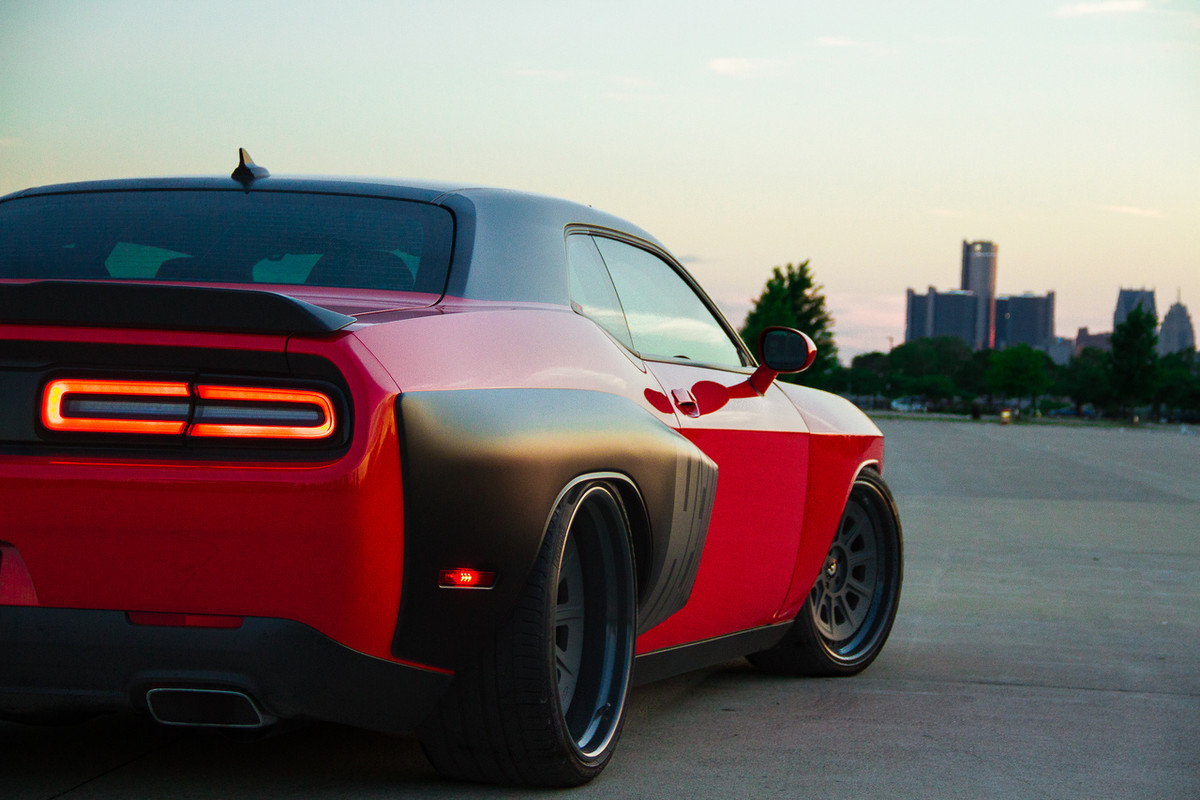 2008 Current Challenger Widebody Package Find Best Deals On Cdc
