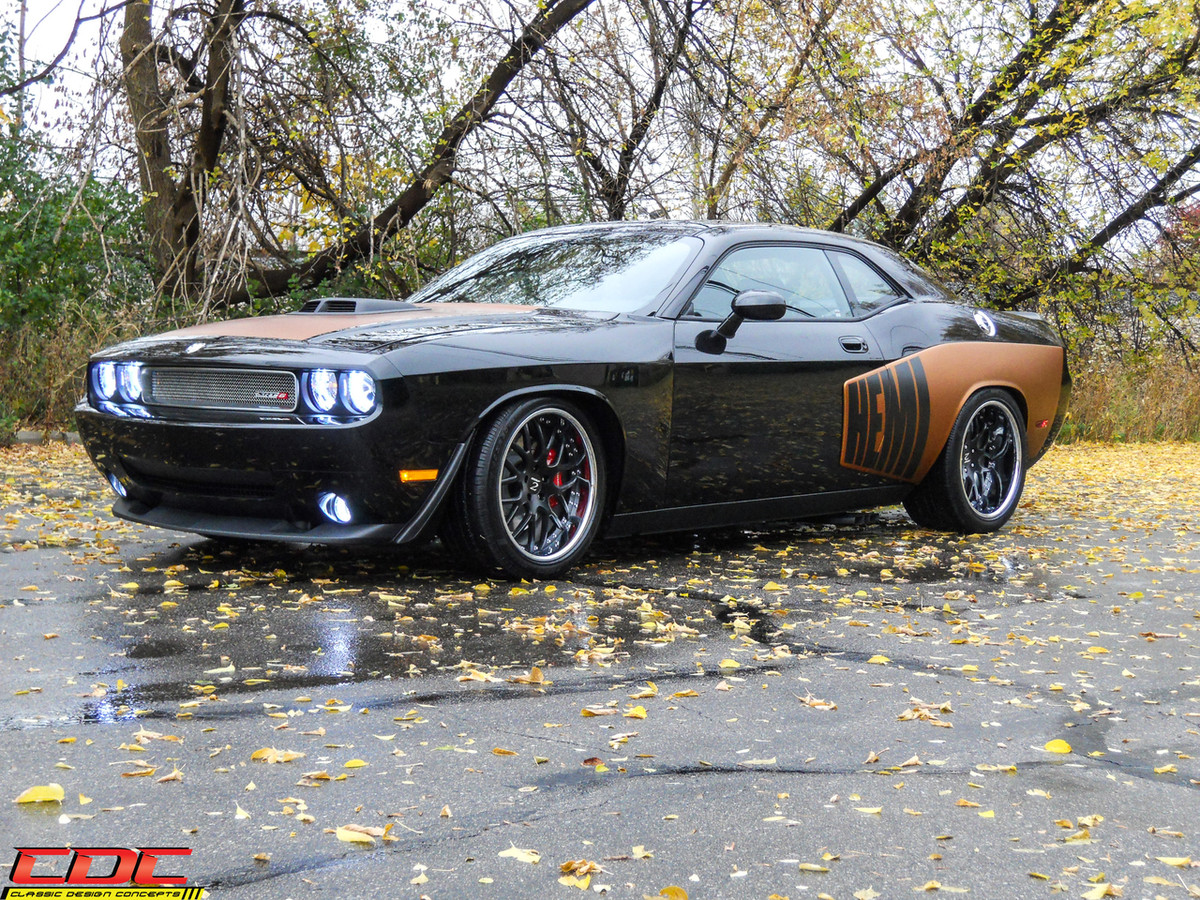 fast and furious challenger body kit