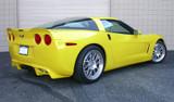 C6 Corvette Lower Rear Valance (2005-13)