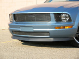 Mustang V6 Overlay Grille (2005-09)