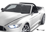 2015-17 Mustang Outlaw Graphics, Convertible