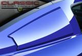 Mustang C-Pillar Scoops - Smooth (2005-14)