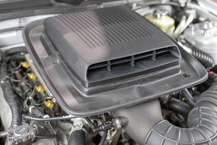 Mustang Shaker System w/hood struts combo(2005-09)