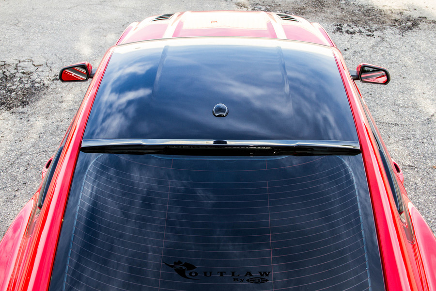 2015-19 Mustang Outlaw High Mount Spoiler
