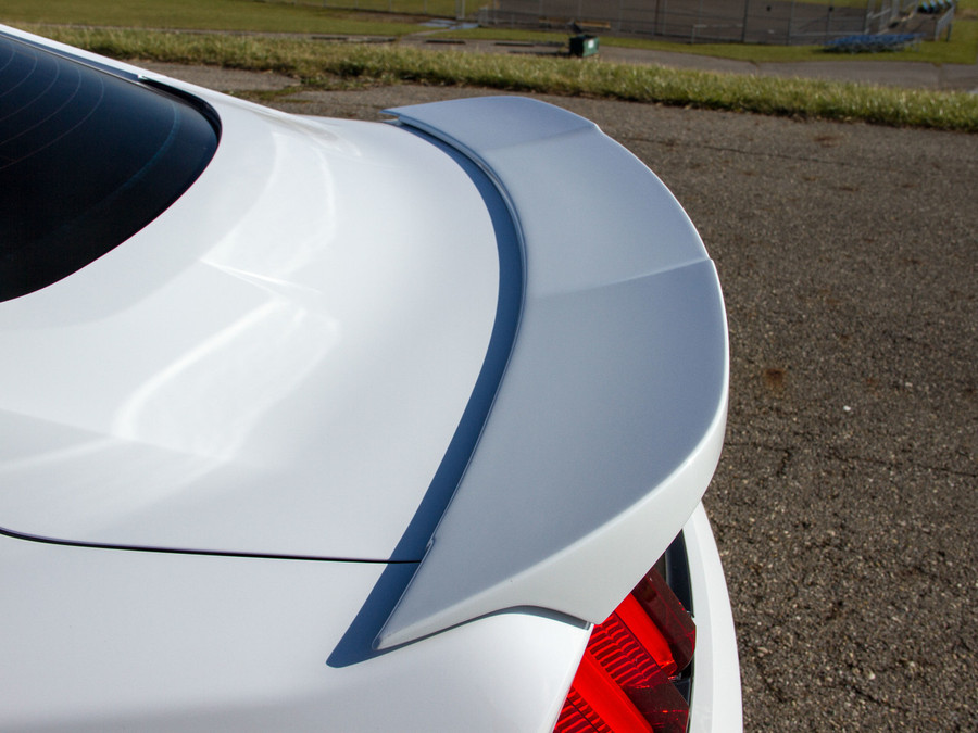 2015+ Mustang Outlaw Rear Decklid Spoiler
