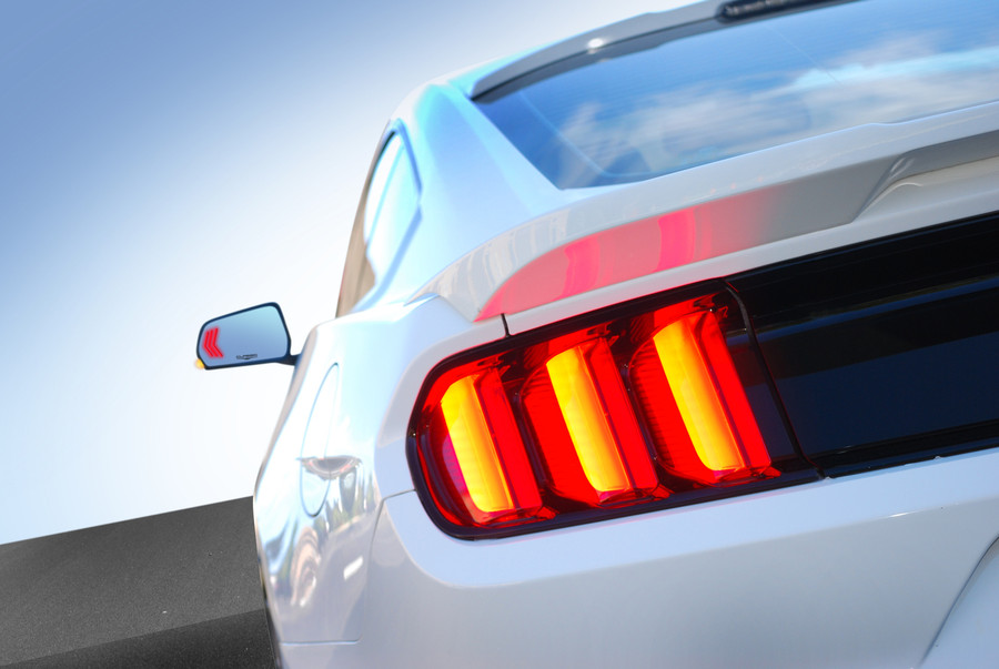 2015-19 Mustang Sequential Mirrors