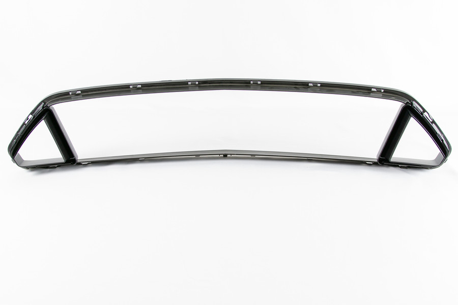 Factory mounting points are used to secure our grille. The tabs align perfectly to the fascia for a snug fit.