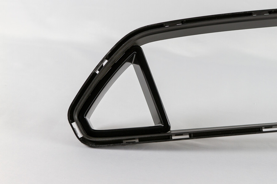2015-2017 Mustang Outlaw Shadow Upper Grille
