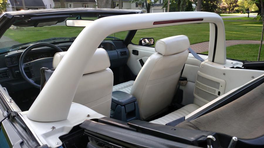 Mustang Classic LightBar (1990-93)
