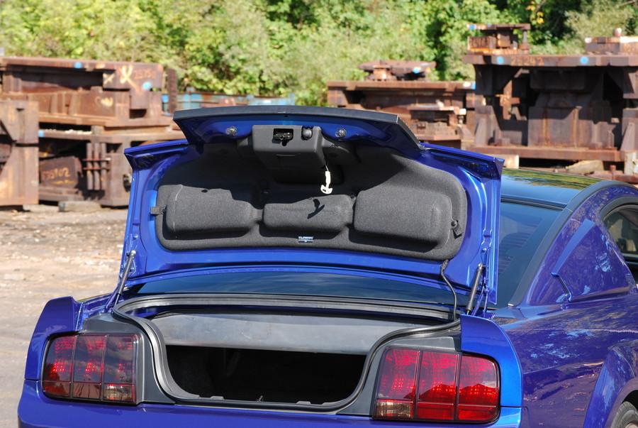 Mustang Detail Corral (2005-09)