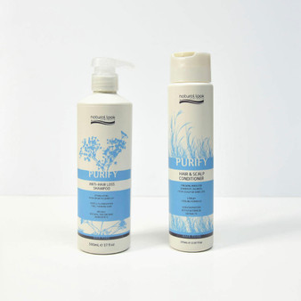 Purify Anti-Hair Loss Shampoo and Conditioner Bundle2