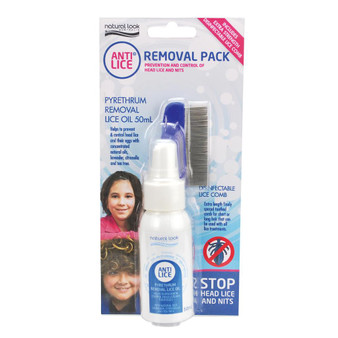 Anti Lice Removal Pack