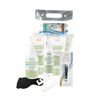 Cool Feet Pedicure Retail Pack