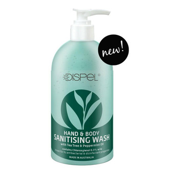 Dispel Hand and Body Sanitising Wash