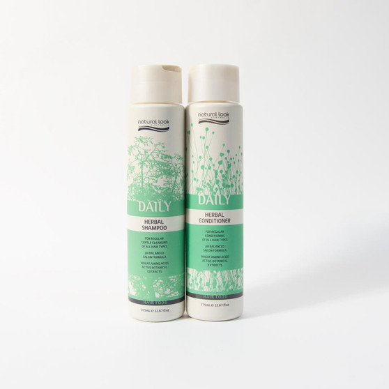 Daily Daily Herbal Shampoo and Conditioner