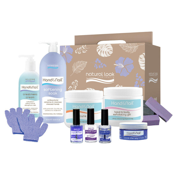 Hand and Nail Professional Manicure Starter Kit