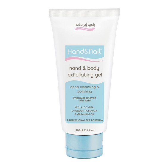 Hand and Nail Hand and Body Exfoliating Gel