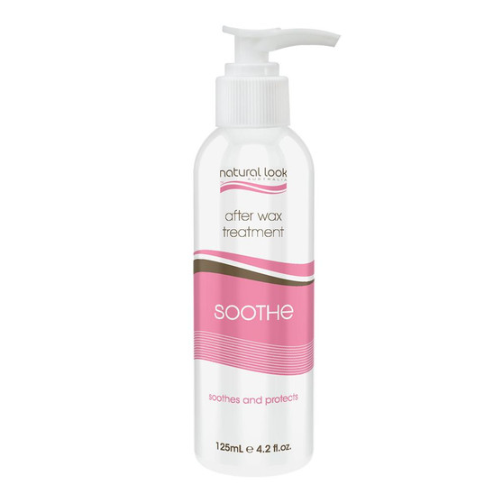 Natural Look Soothe After Wax Treatment