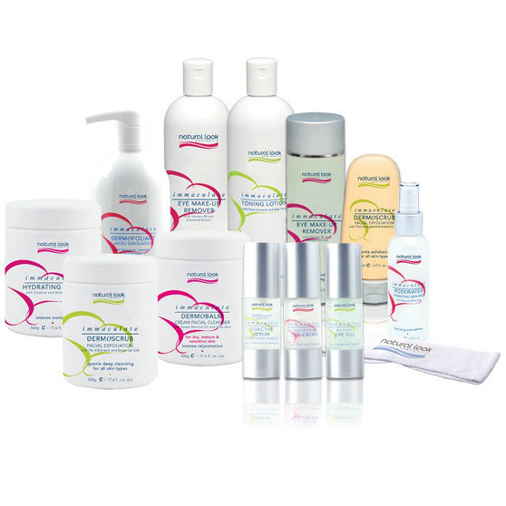 Immaculate Skin Care Professional Starter Kit