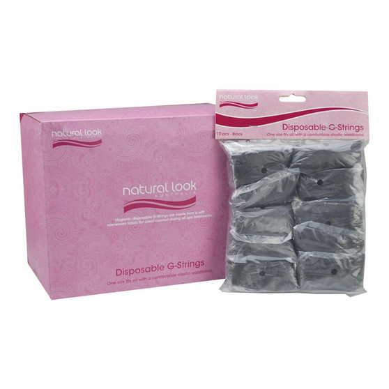 Natural Look Disposable G-Strings