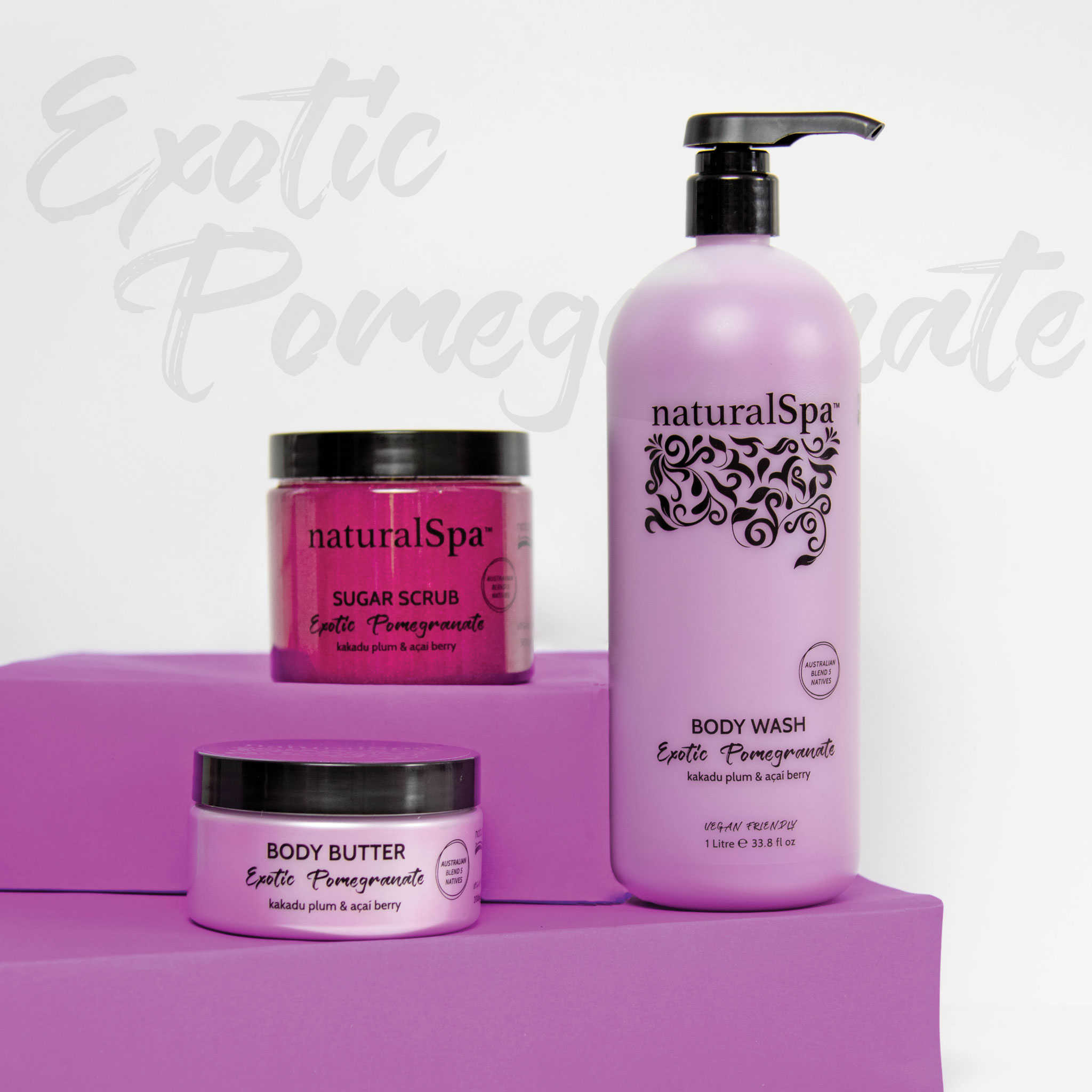 Exotic Pomegranate Products image