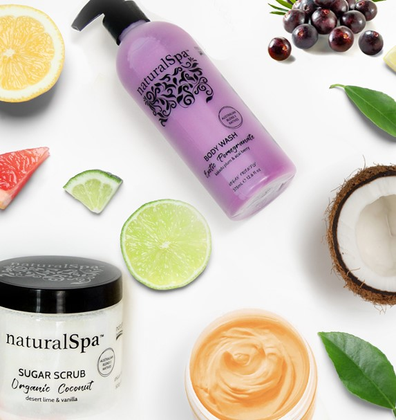 NaturalSpa Fruit Extracts Collection Image