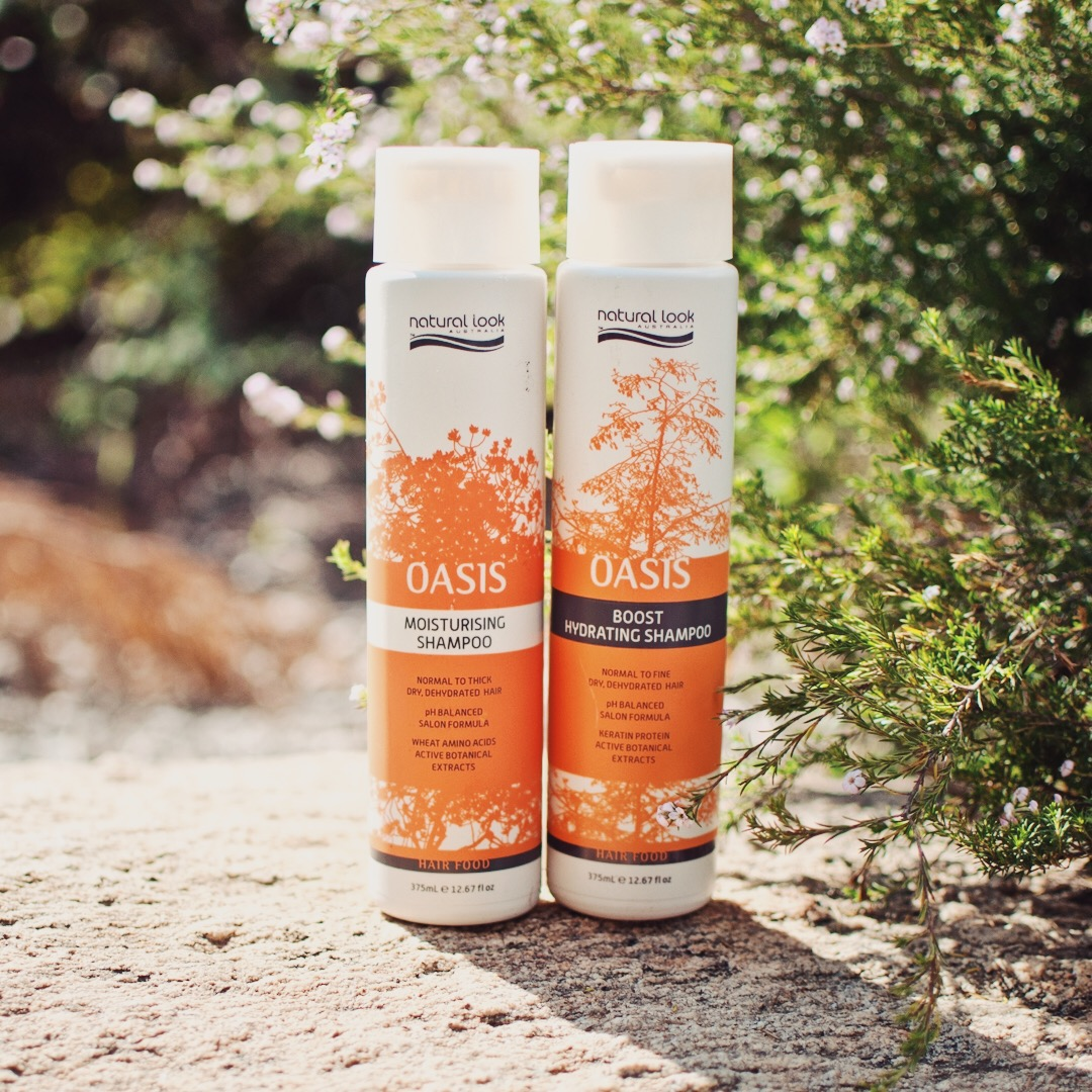 Oasis Boost Hydrating Shampoo product image