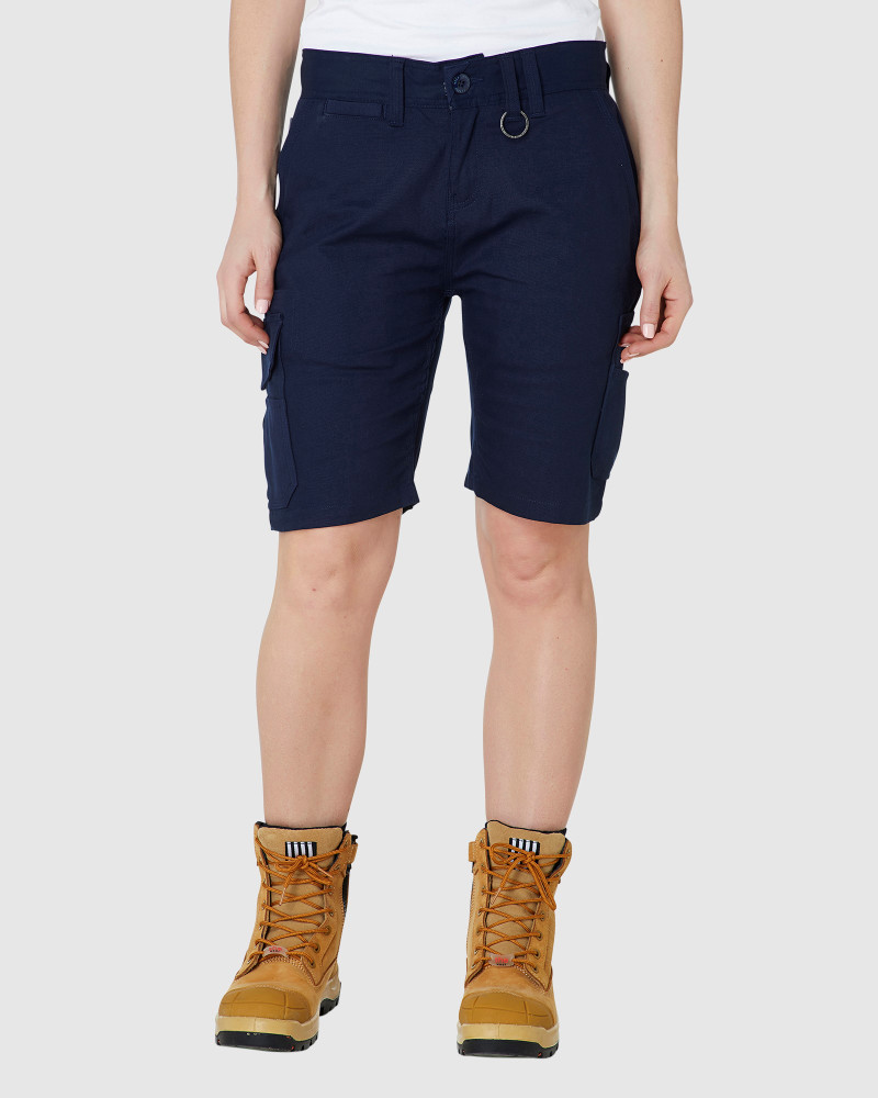 ELWD Womens Utility Short Navy