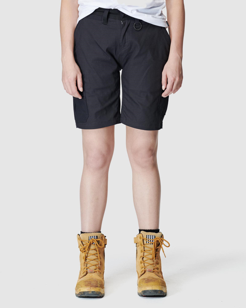 ELWD Womens Utility Short Black