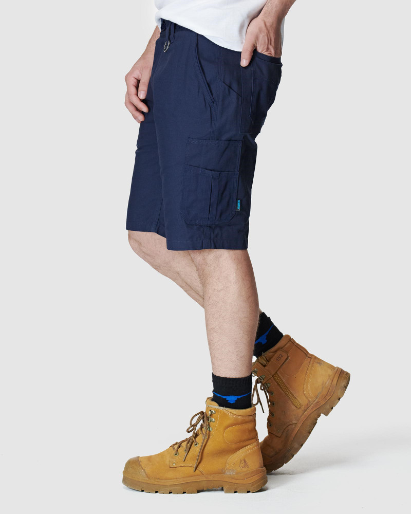 ELWD Mens MENS UTILITY SHORT Navy 1