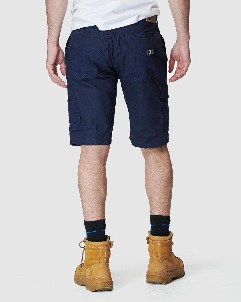 ELWD Mens MENS UTILITY SHORT Navy 2