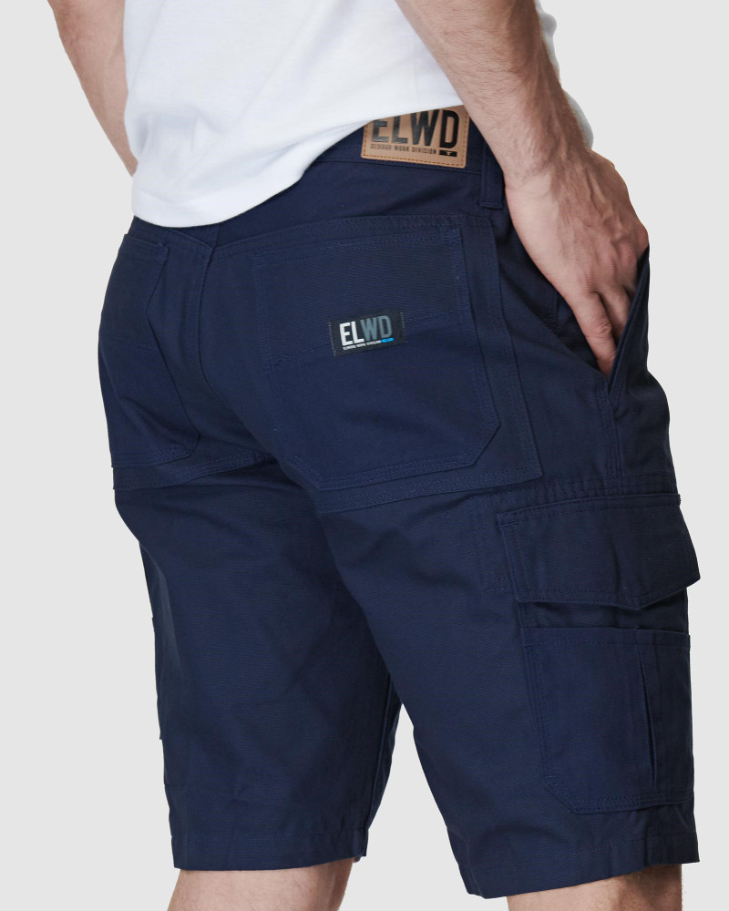 ELWD Mens MENS UTILITY SHORT Navy 3