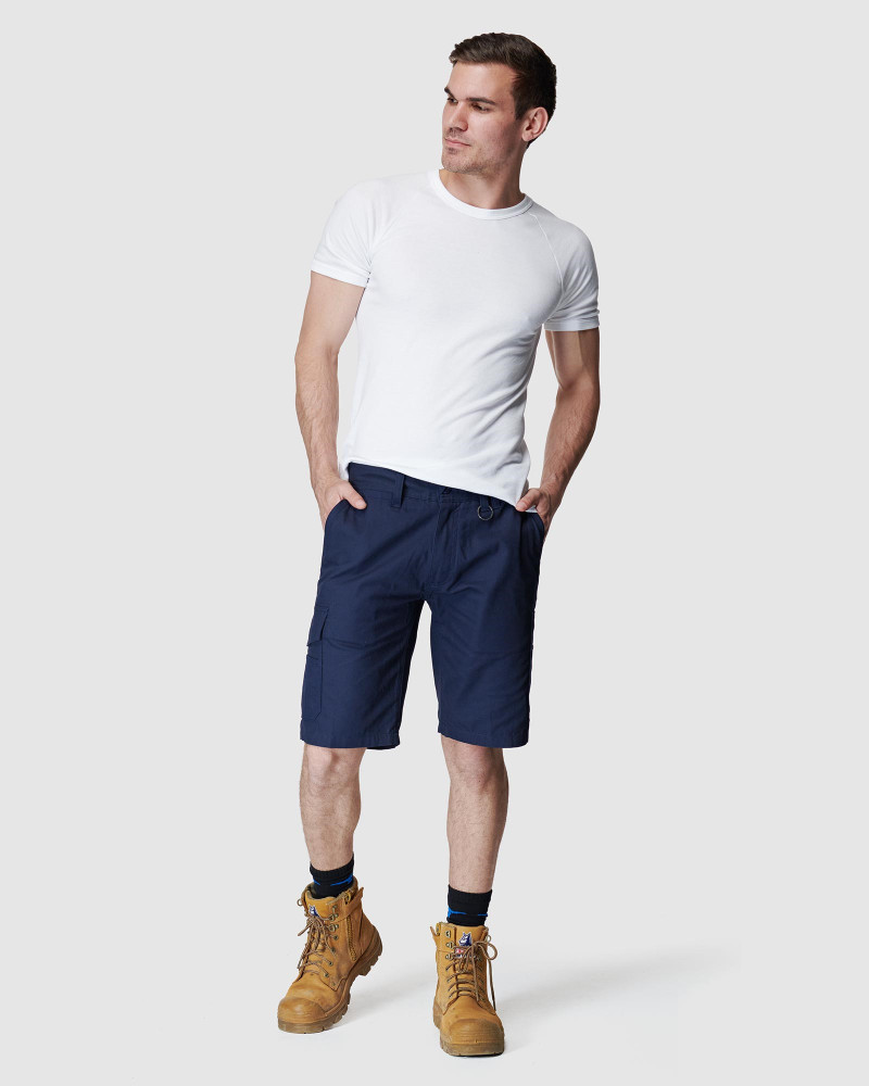 ELWD Mens MENS UTILITY SHORT Navy 4