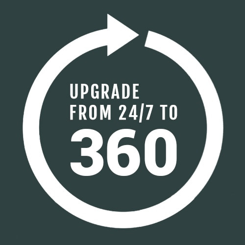FortiGate-300E - FortiCare 360 Contract (24x7 FortiCare plus Advanced Support ticket handling & Health Check Monthly Reports; Collector included with Setup & Administration) - 12 months