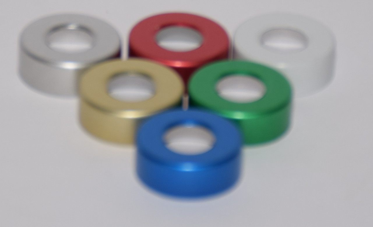 20MM ALUMINUM HOLE PUNCHED SEALS
