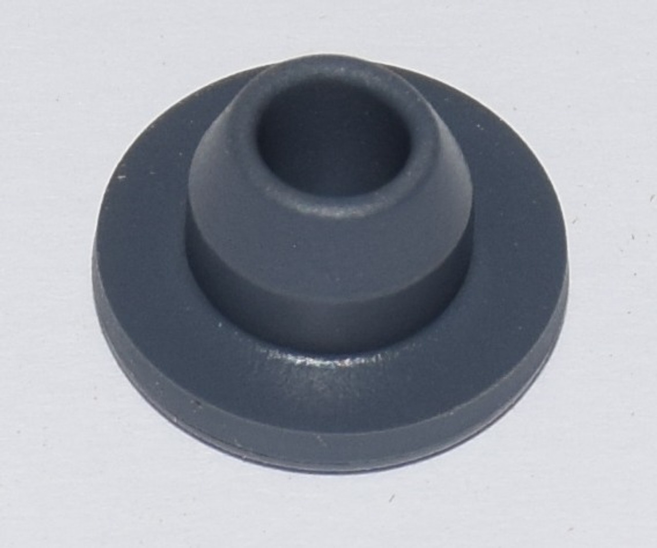 13MM GRAY ROUND VIAL STOPPERS