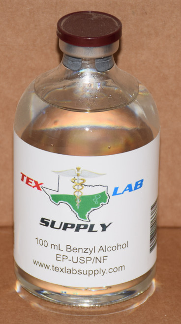 Benzyl Alcohol EP/USP/NF 100 mL