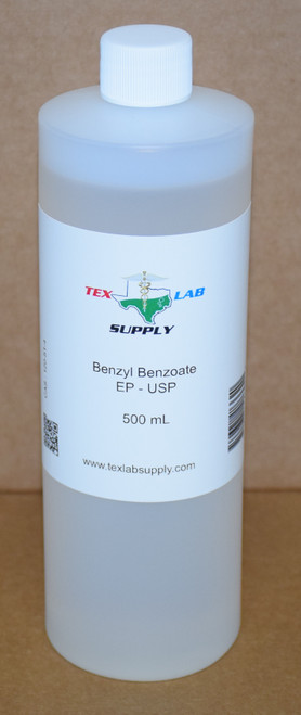 BENZYL BENZOATE NF⁄FCC⁄USP 500 mL (16 Fl. Oz.)