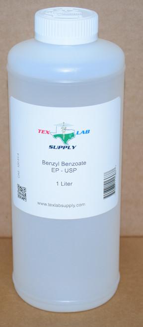 BENZYL BENZOATE NF⁄FCC⁄USP 1 Liter (32 Fl. Oz.)