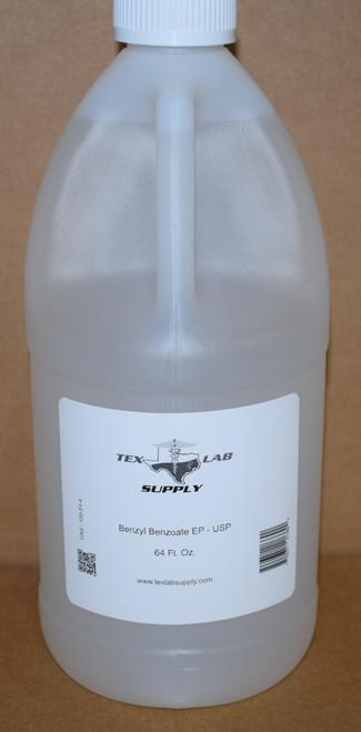 BENZYL BENZOATE NF⁄FCC⁄USP 1/2 Gallon (64 Fl. Oz.)